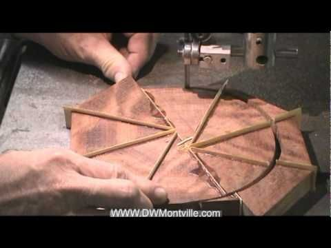 Part 1 - Making a segmented bowl