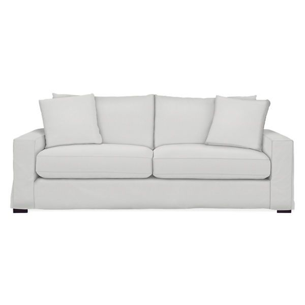 Metro Slipcovered Sofas - Sofas - Living - Room & Board