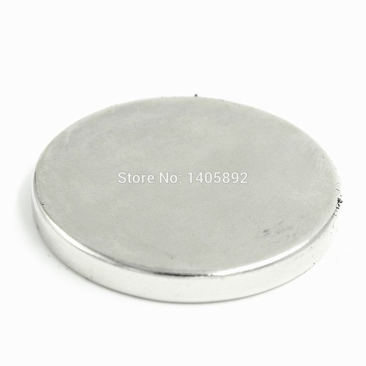 1pcs Super Powerful Strong Bulk Small Round NdFeB Neodymium Disc Magnets Dia 100mm x 5mm N35  Rare Earth NdFeB Magnet #Affiliate