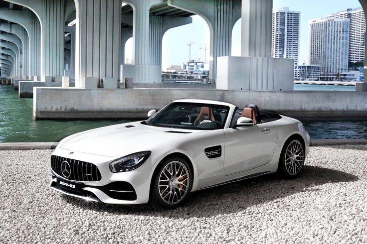 Enjoy the weekend with the awe-inspiring Mercedes-AMG GT C. Where would you like to take it for a spin?  #MBPhotoCredit: Jonathan Glynn-Smith