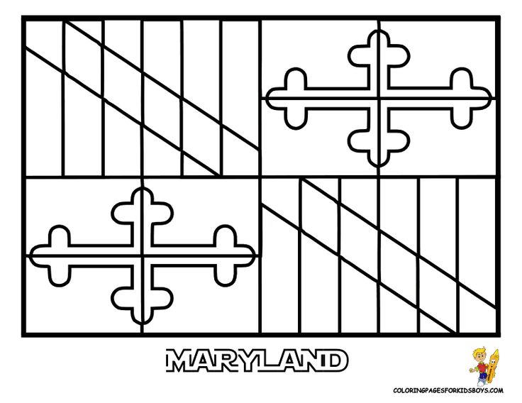 md coloring pages - photo#13
