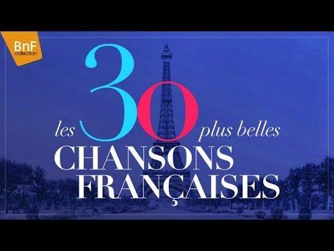 Douce France - Les 100 plus belles chansons françaises - YouTube