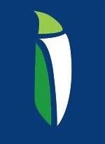 Reducción de logo: este es el imagotipo que representa al capullo de la flor del ceibo, la flor nacional de Uruguay.