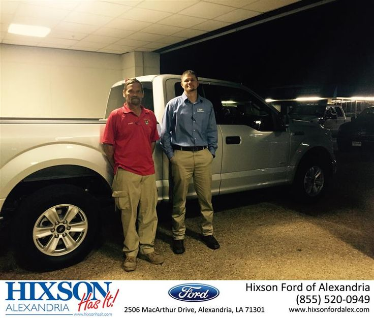 #HappyBirthday to Ronnie from Randall Thompson at Hixson Ford of Alexandria!  https://deliverymaxx.com/DealerReviews.aspx?DealerCode=UDRJ  #HappyBirthday #HixsonFordofAlexandria
