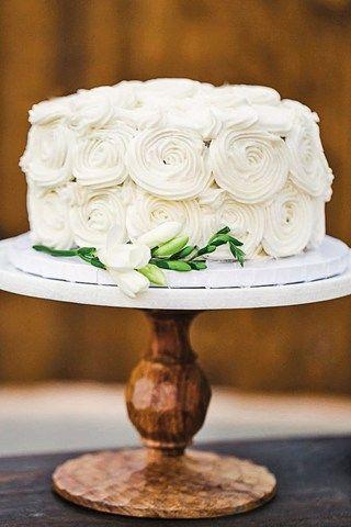 Great White Wedding Cakes (BridesMagazine.co.uk)