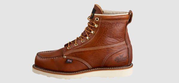 Men's Thorogood 814 American Heritage 6-inch Moc Toe Winter Boots