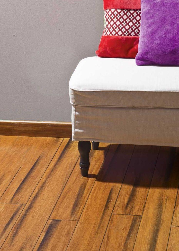 natural bamboo floor #bamboo #floor #wood #obiposla #natural #livingroom