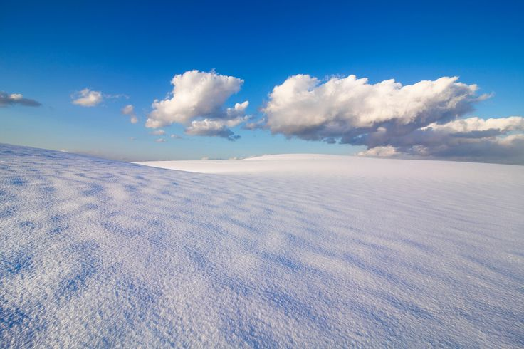 Picture of Tottori Sand Dunes under snow in Japan