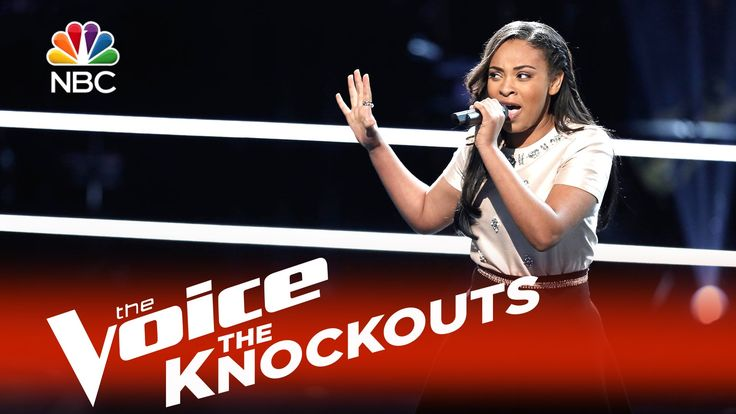 """The Voice 2015 Knockouts - Koryn Hawthorne: """"Try"""""""