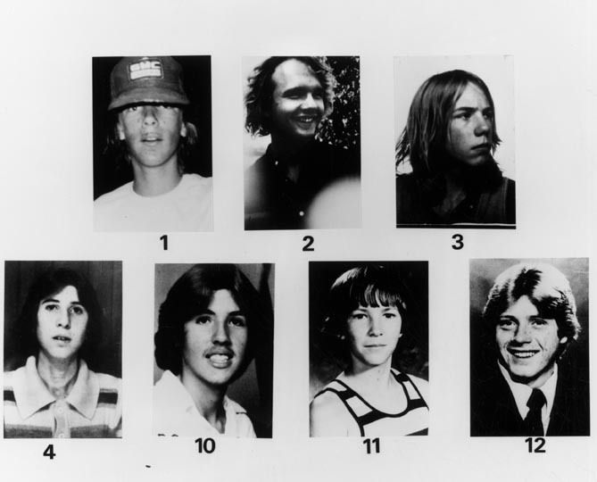 the similarities between famous serial killers Genetics, brain patterns, and childhood traumas all help make up the brain of a serial killer.