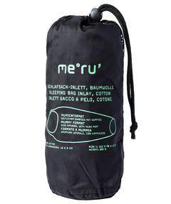 Seidenschlafsack von Meru http://wp.me/P4rzWW-3d