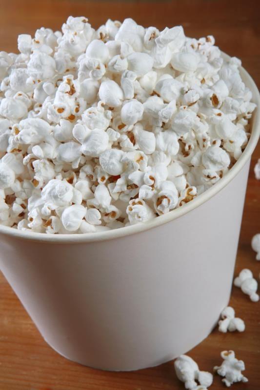 Air Popped Popcorn Vs. Oil Popped