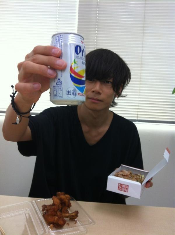 [Champagne]川上洋平2012/7/19 やっぱさ。大阪はほんまええとこやで。洋平