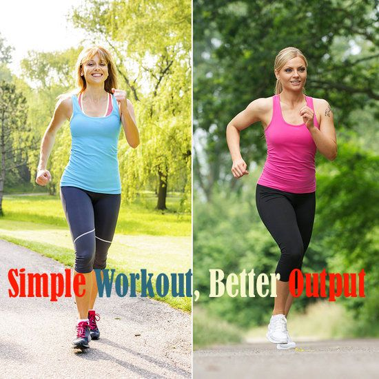 Simple workout plan...