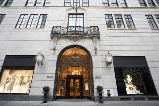 Day 2 - Bergdorf Goodman: american department store. (Part.1)