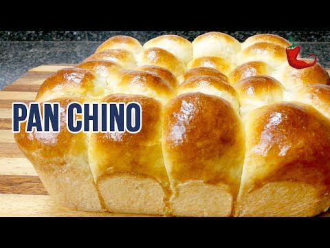 Pan chino casero - Receta completa - YouTube