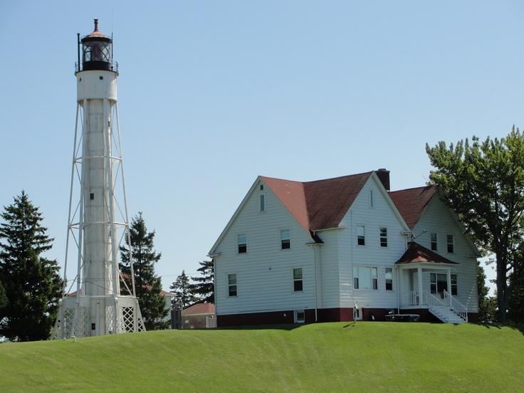 Canal Station Lighthouse - Door County & 128 best Door County Lighthouses images on Pinterest | Door county ... Pezcame.Com