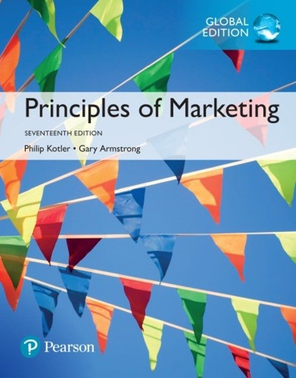 Principles of Marketing (15th Edition) mobi download book