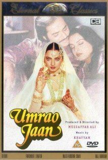 The poster of Umrao Jaan