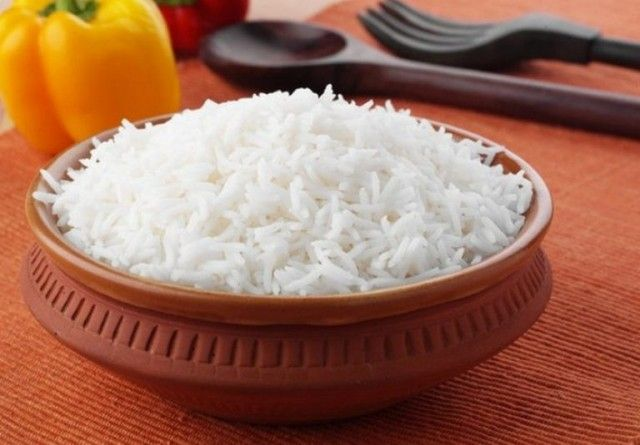 Секрет белого и рассыпчатого риса! 0