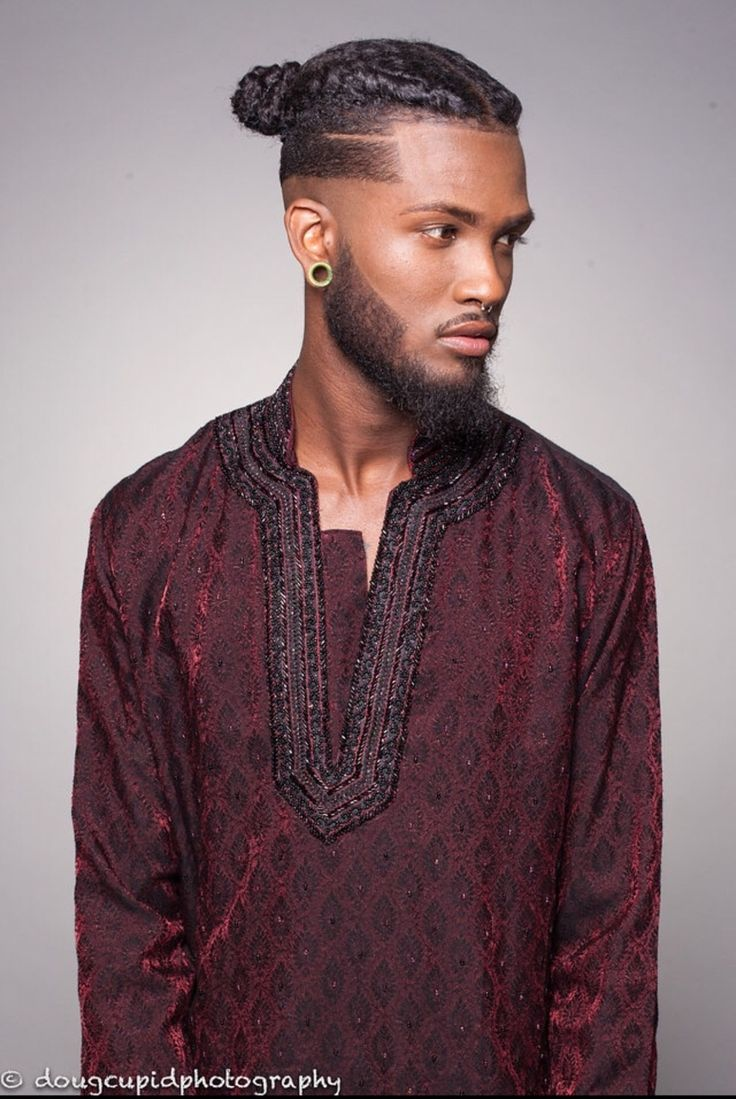 Black & Bearded - - Visit www.styleopath.com for a chance to win £200 worth of luxury afro hair products. ~Visit: http://styleopath.com