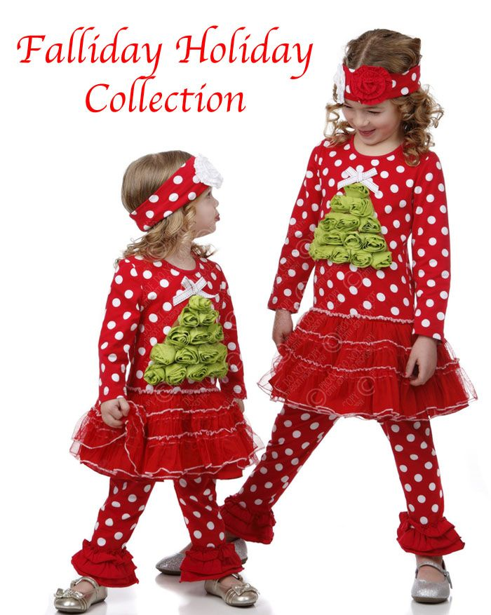 Falliday Holliday Collection by One Posh Kid 2014