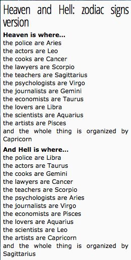 Capricorns good at being good and we make bad look like an art hahaha