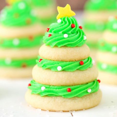 Be the star of the cookie swap.