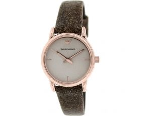 Armani Classic Rose Gold Watch AR1813