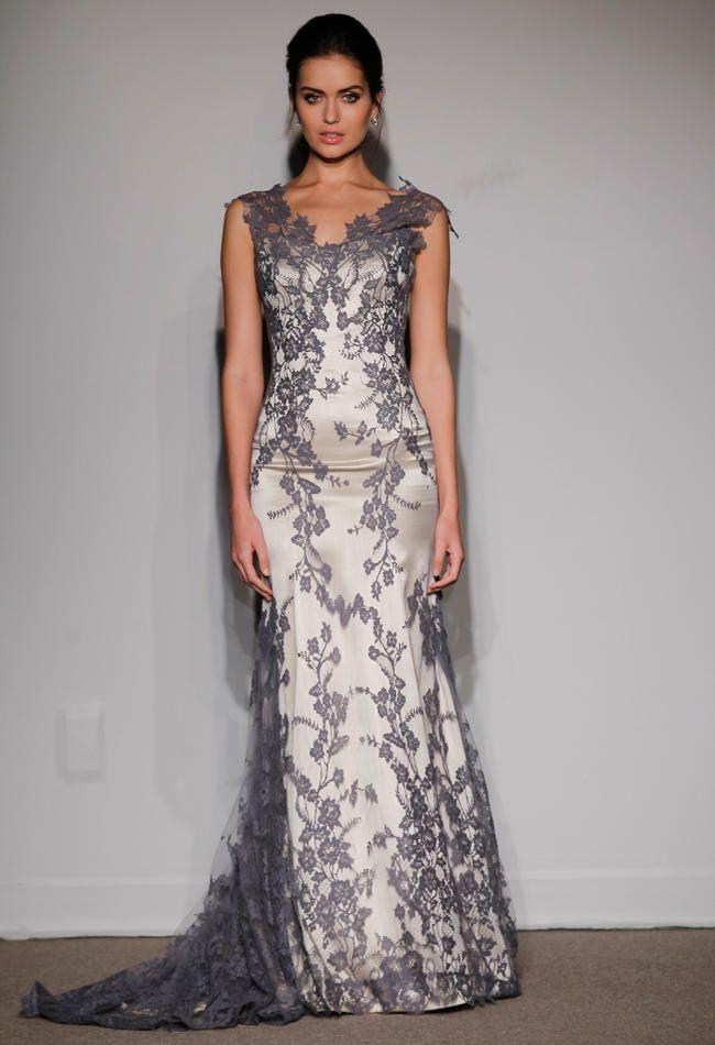 Anna Maier Wedding Dresses Spring 2015 | TheKnot.com