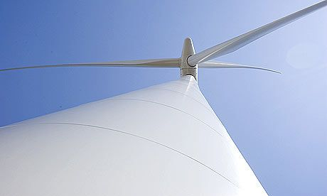 More than two-thirds of people would rather have a wind turbine than a shale gas well near their home, according to a new opinion poll published on Tuesday.    Asked to choose between having the two energy sources within two miles of their home, 67% of respondents favoured a turbine, compared to just 11% who would support the gas development.