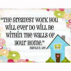 "www.limedeco.gr "" the greatest work you will ever do will be within the walls of your home."""