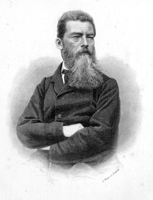 Ludwig Feuerbach, nacque il 28 Luglio 1804 a Landshut in Baviera: è il maggior rappresentante della sinistra hegeliana, oltre ad essere il fondatore dell' ateismo filosofico ottocentesco. Morì nel 1872 a Rechemberg
