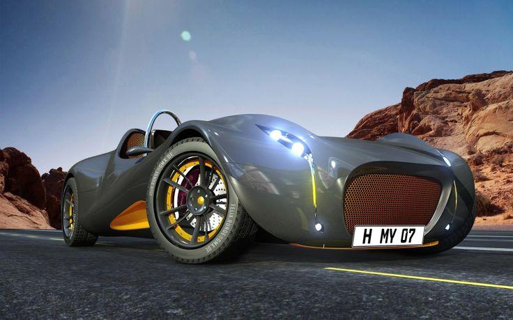 Epingle Par Sebastien Pagliara Sur Sympa Voitures De Luxe Concept Cars Vehicules Futuristes