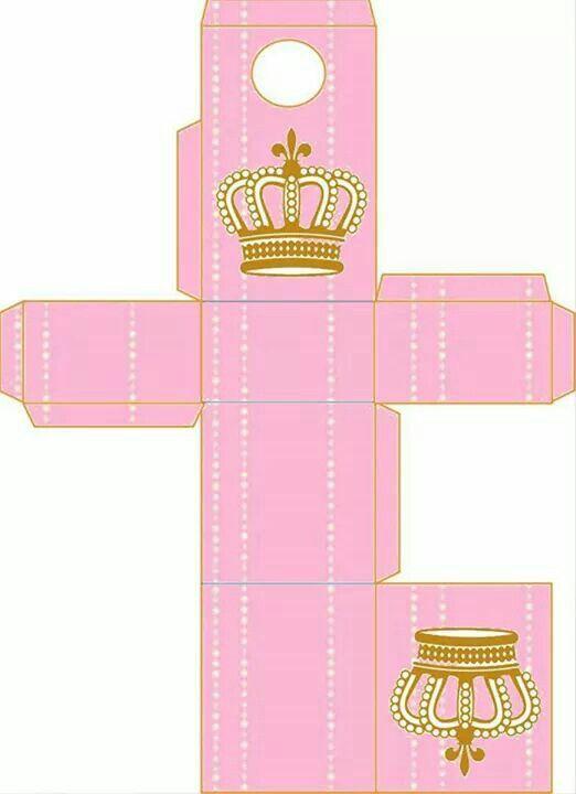 Porta Tubete Princesa