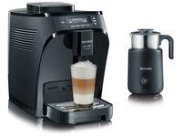☕ Die Preise fallen, die Auswahl wird immer größer: Kein Wunder dass sich moderne Kaffeevollautomaten in immer mehr Küchen finden lassen.  Spielst du auch mit dem Gedanken dir eine solche Kaffeemaschine zuzulegen? Dann könnte dir dieser aktuelle Test weiterhelfen ;-)
