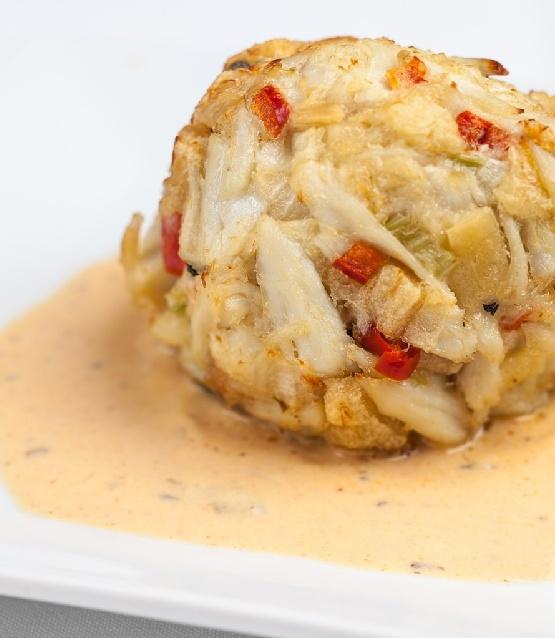 Del Friscos Crab Cakes