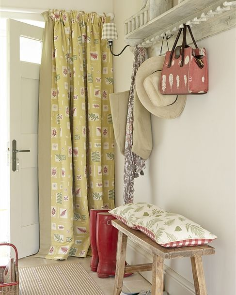 Made To Measure Curtain Fabric For Designer Custom Made Curtains - Vanessa Arbuthnott