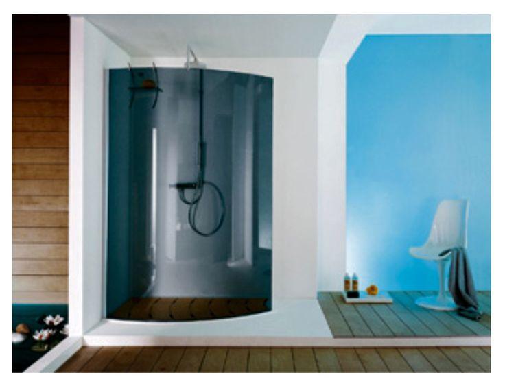 17 best douche images on pinterest showers rain and jacuzzi. Black Bedroom Furniture Sets. Home Design Ideas