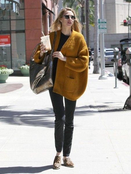 Whitney Port in New York.