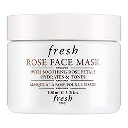 love this, just tried a sample and my face feels so soft and soothed my dry spots! Sephora: Fresh : Rose Face Mask : masks-skincare