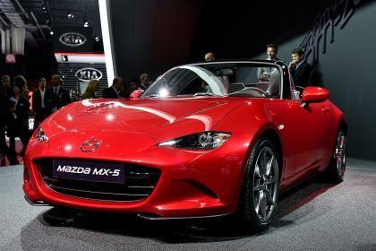 Mobil Mazda Mx 5 Skyactiv | Dealer Mazda