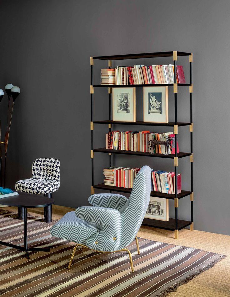 Arflex Match Bookcase Best of Salone