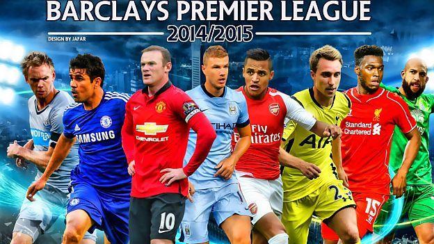 Premier League: fecha, hora y canal de la jornada 35 del fútbol inglés. May 03, 2015.