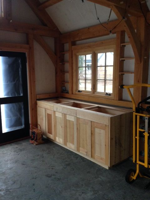 How To Build Rustic Cabinet Doors    I  Cope and Stick Rough Sawn Cabinet Doors