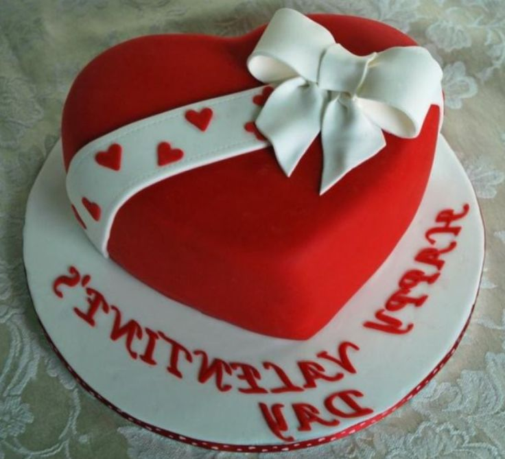 Valentine Cake Decorations Design : 48 best images about Cake Decorating - Heart Shaped on ...