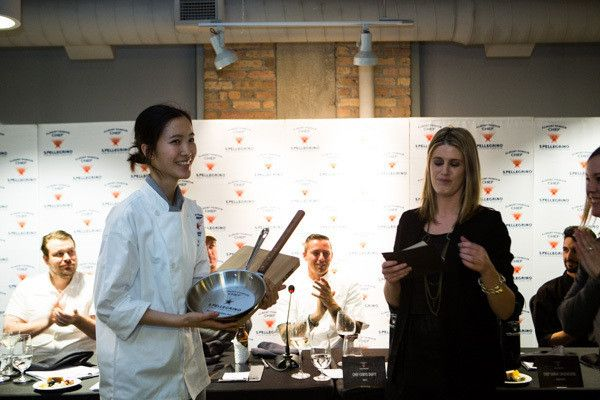 Food briefs: Formento's & Lost Lake opens, #Kendall College student wins.  #Laureate