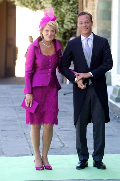 Princess Irene of the Netherlands and son Jaime