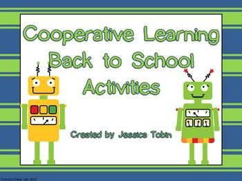 In this pack, you will find Kagan Cooperative Learning lessons and activities for students to do within the first week of school to get to know the...