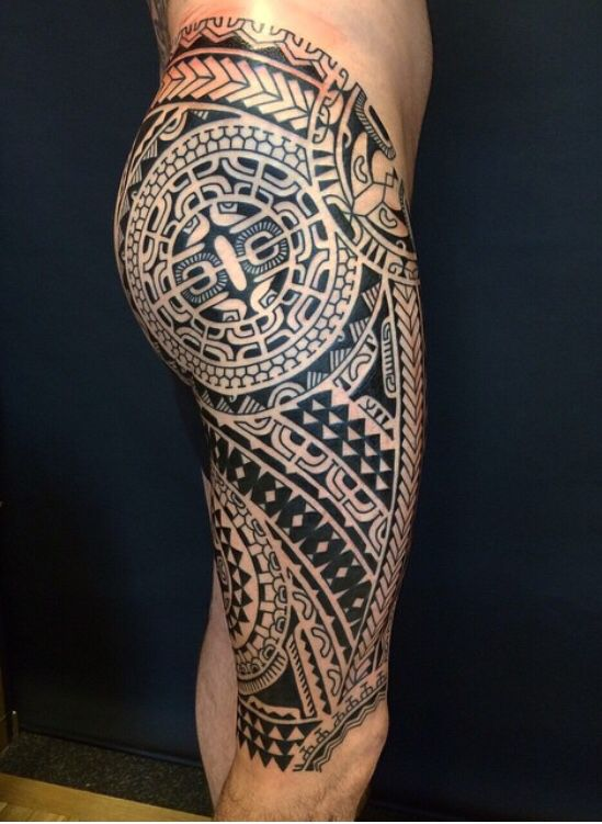 640 Best Images About Polynesian Tattoos On Pinterest
